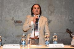 Il Presidente OPI Danilo Massai (Foto di repertorio da comunicato)