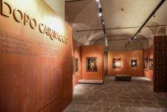 Ingresso mostra a Palazzo Pretorio - foto Marco Badiani