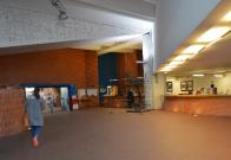 Atrio Biblioteca San Giorgio (Foto di repertorio Comune di Pistoia)