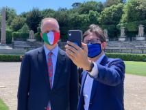 Firenze. Si risveglia il Giardino di Boboli