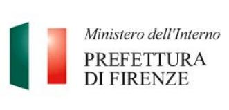 Logo Prefettura di Firenze