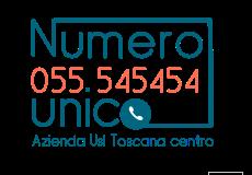 Numero Unico Usl Toscana Centro
