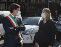 Il Preewfetto Lega con il sindaco Nardella