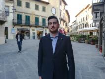 Il sindaco di San Casciano Roberto Ciappi