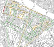 Mappa interventi Silfi in Oltrarno