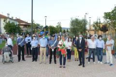 Inaugurazione di Piazza Nenni a Cerreto Guidi