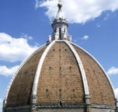 La Cupola del Brunelleschi in una immagine dal sito dell'Opera di Santa Maria del Fiore