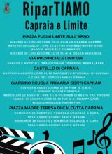 Locandina CapraiaeLimite