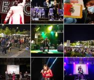 Alcune immagini delle prime serate (Immagini da pagina facebook)