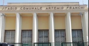Stadio comunale Artemio Franchi (Fonte foto Facebook)