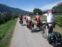 Ciclovia del sole, 400.000 euro per progettare il tratto Pistoia-Campi Bisenzio-Firenze (Foto da comunicato)