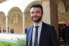 Matteo Biffoni sindaco di Parto (foto Archivio Antonello Serino)