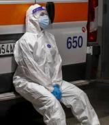 Personale sanitario in servizio Covid (foto dal profilo facebook di Eugenio Giani)