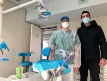 Il pronto soccorso odontoiatrico della Misericordia di Prato