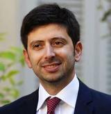 Il Ministro Roberto Speranza in una foto sul sito del Ministero della Salute