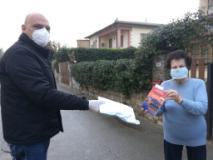 Consegna di libri a domicilio a Barberino Tavarnelle