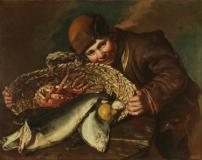 Pitocchetto, Ragazzo con pesce (FontefotoUffizi)