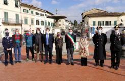 Il Prefetto Cogode in visita a Carmignano