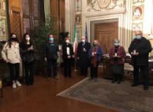 Giornata della Memoria, consegna delle medaglie d'onore alla Prefettura di Firenze