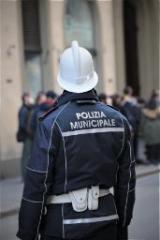 Polizia Municipale (foto Antonello Serino)