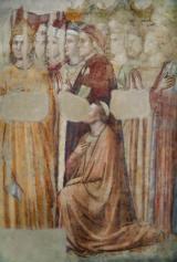 Giotto e bottega, Ritratto di Dante