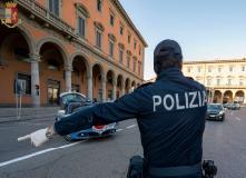 Controlli della Polizia di Stato a Firenze