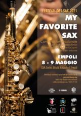 Manifesto 'My favorite sax'