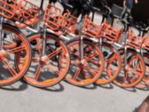 Postazione di Bike sharing