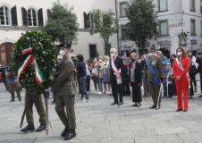 Cerimonia per il 2 giugno a Firenze