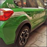 Carabinieri Forestali (foto archivio Antonello Serino)