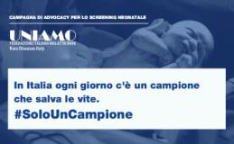 Banner campagna #SoloUnCampione