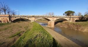Elsa  tra San Gimignano e Certaldo
