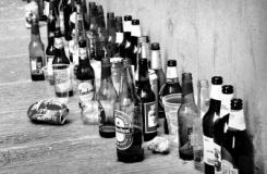 Alcol bottiglie (foto © Antonello Serino)