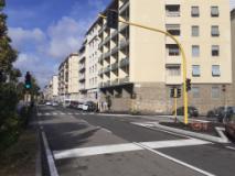 Nuovo semaforo tra lungarno Colombo e via del Madonnone