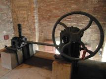Antico manufatto industriale a Prato