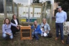L'apiario a Villa Favard