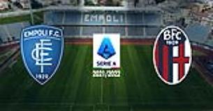Empoli - Bologna