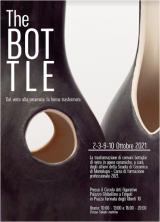 Mostra opere degli studenti della scuola della ceramica di Montelupo, locandina
