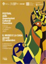 Festival delle associazioni culturali, locandina