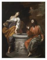 Antonio De Bellis, Cristo e la Samaritana